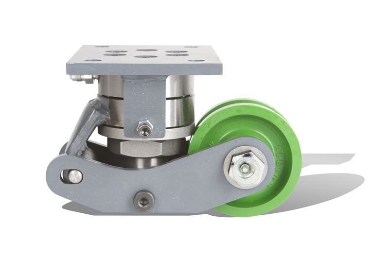 The Arrival and Additionally Applying Lifting casters